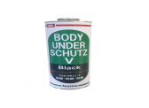 Body Under Schutz V Black Paint