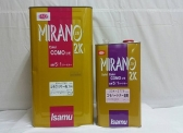 Urethane resin clear Isamu Mirano 2K Como fast drying