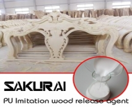 Mould Release Agent for Polyurethane(PU) Synthetic Wood MK-FW303